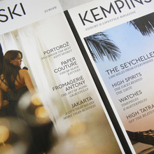 Kempinski Luxury & Lifestyle Magazine and App