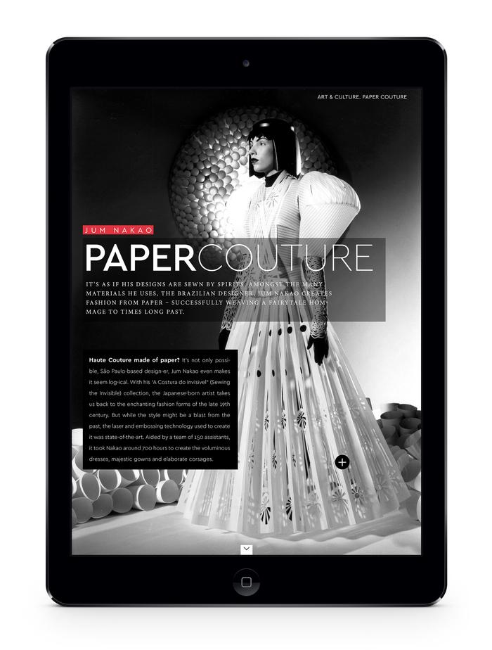 Kempinski Luxury & Lifestyle Magazine andApp 9