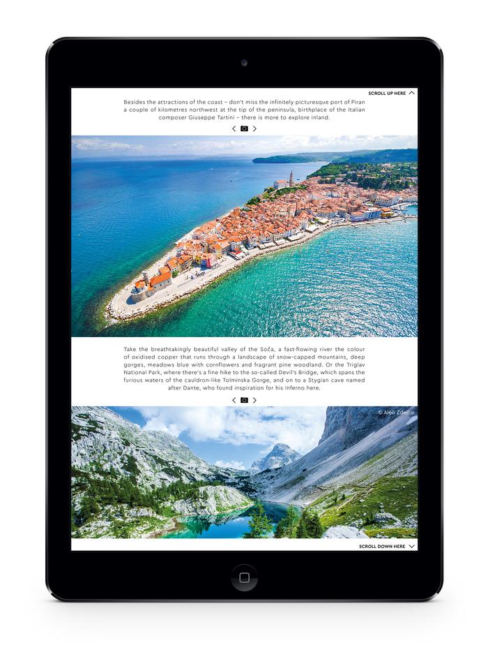 Kempinski Luxury & Lifestyle Magazine andApp 13