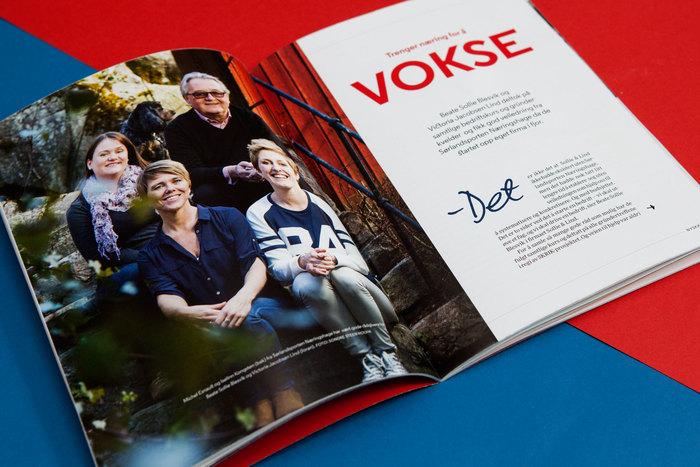 Nyskapt magazine and report 3