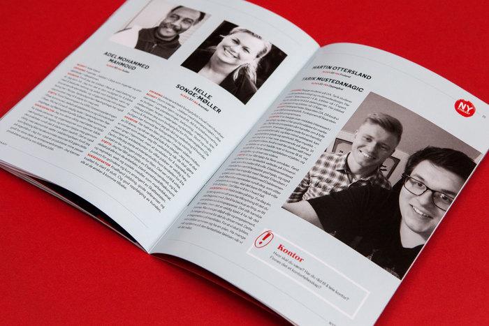 Nyskapt magazine and report 4