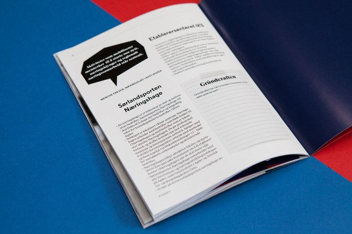 Nyskapt magazine and report 6
