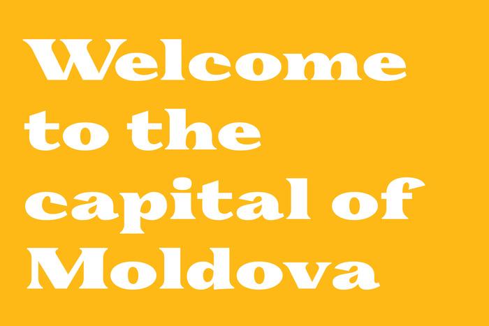 Molda Bold type