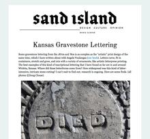 Sand Island blog