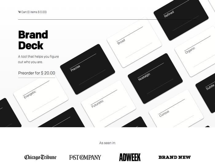 Brand Deck 1