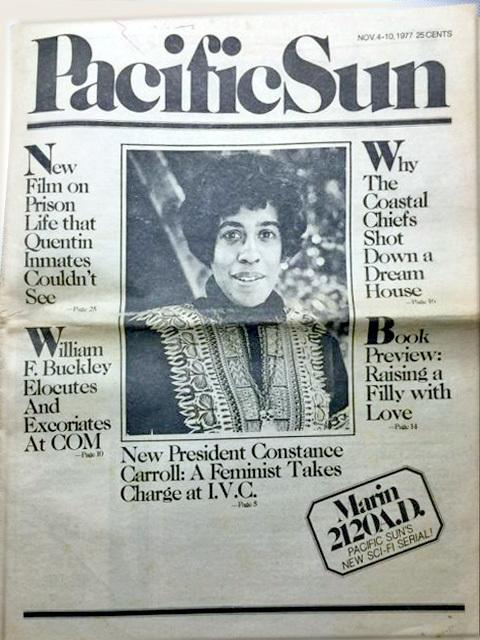 Pacific Sun, Nov. 1977 1