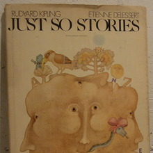 <cite>Just So Stories</cite>, 1972 Doubleday edition