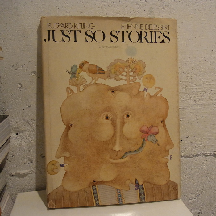 Just So Stories, 1972 Doubleday edition 1
