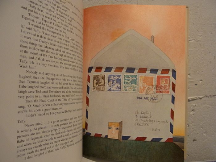 Just So Stories, 1972 Doubleday edition 3