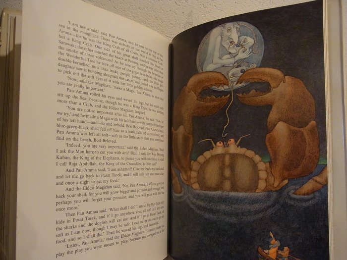 Just So Stories, 1972 Doubleday edition 4
