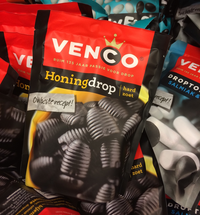 Venco licorice packaging 2