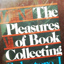 <cite>The Pleasures of Book Collecting</cite>