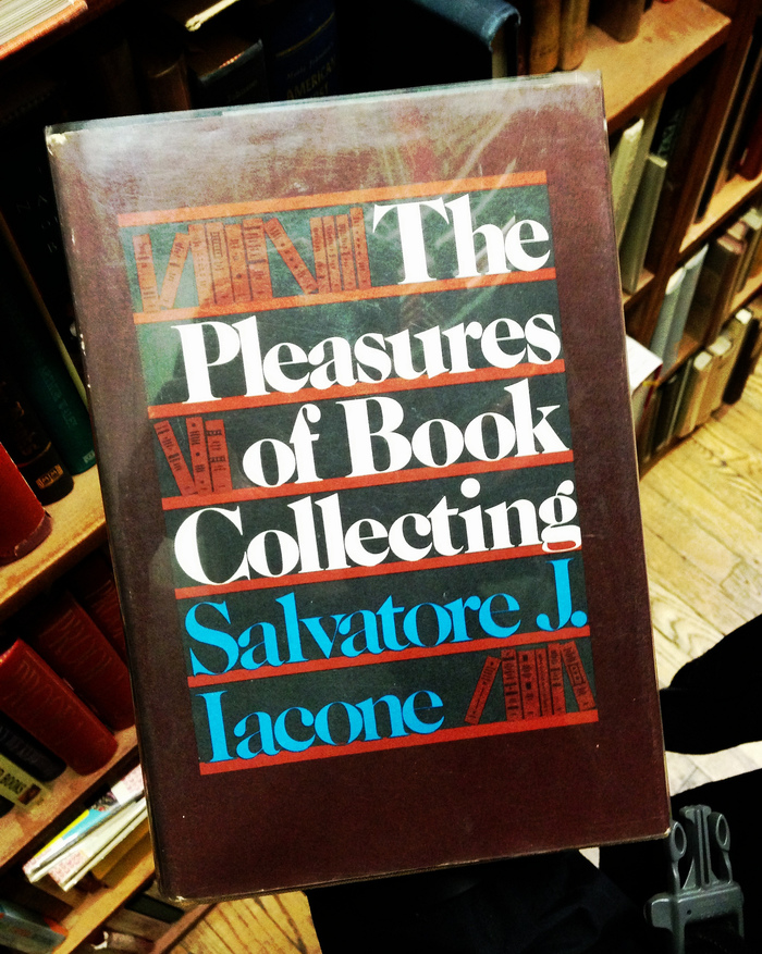 The Pleasures of Book Collecting 1