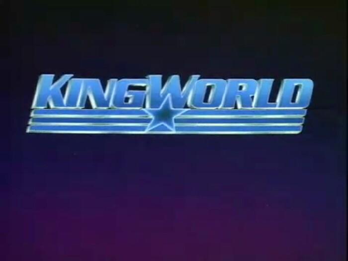 King World Productions logo (1984–1998) 2