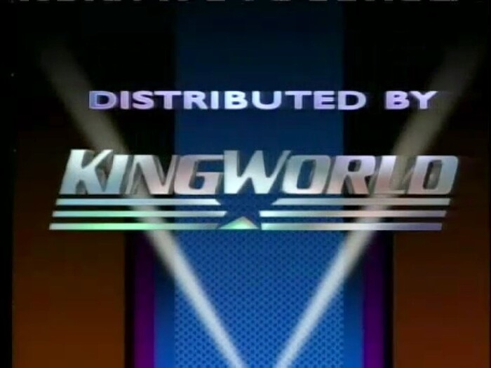 King World Productions logo (1984–1998) 3