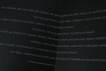 <cite>Une bréve histoire des lignes</cite> exhibition catalog