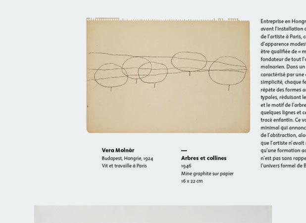 Une bréve histoire des lignes exhibition catalog 6