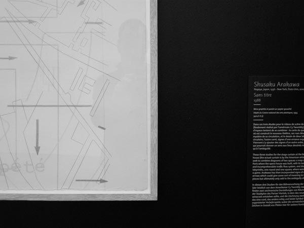 Une bréve histoire des lignes exhibition signage 4