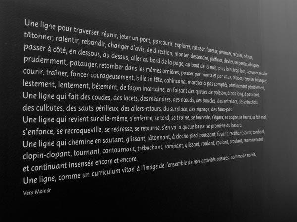 Une bréve histoire des lignes exhibition signs 6