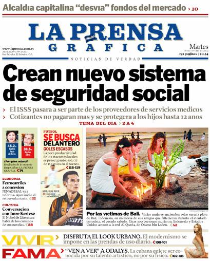 La Prensa Gráfica 7