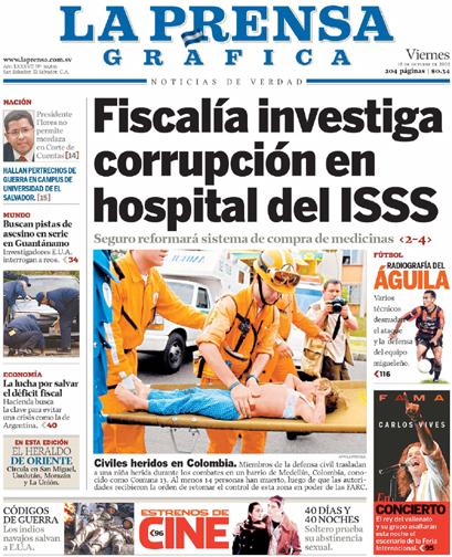 La Prensa Gráfica 2