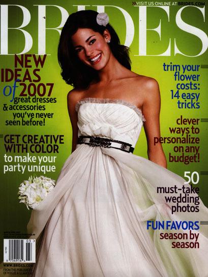 Brides Magazine, Covers (2004 Redesign) 5