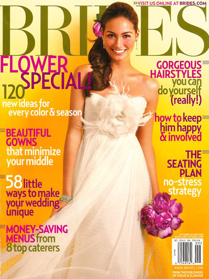 Brides Magazine, Covers (2004 Redesign) 6