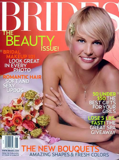 Brides Magazine, Covers (2004 Redesign) 4