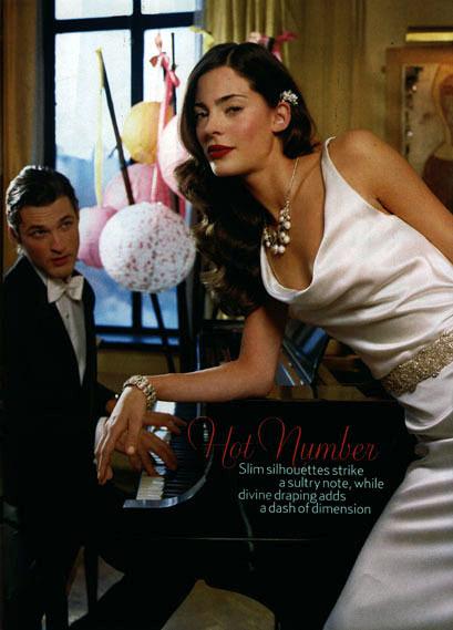 Brides Magazine, Interior Pages (2004 Redesign) 13