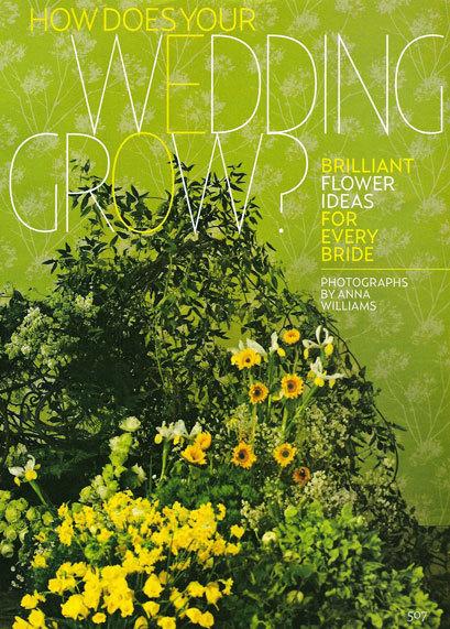Brides Magazine, Interior Pages (2004 Redesign) 4