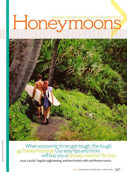 Brides Magazine, Interior Pages (2004 Redesign) 18