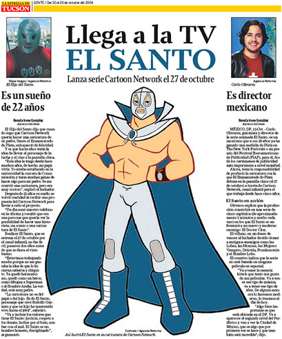 Arizona Daily Star & La Estrella de Tucsón (2004–08) 20