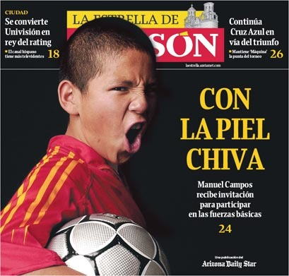 Arizona Daily Star & La Estrella de Tucsón (2004–08) 13