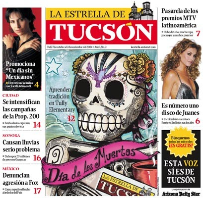 Arizona Daily Star & La Estrella de Tucsón (2004–08) 16