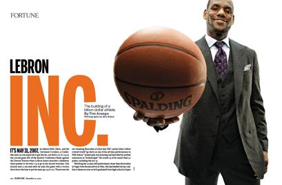Fortune Magazine, 2007 5