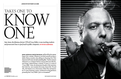 Fortune Magazine, 2007 2