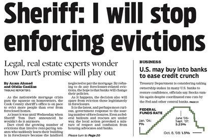 Chicago Tribune, 2008–09 7