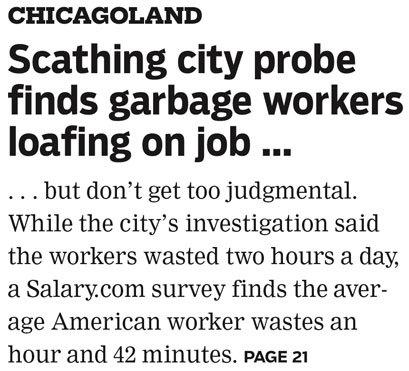 Chicago Tribune, 2008–09 3