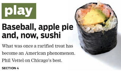 Chicago Tribune, 2008–09 13