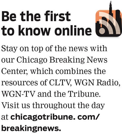 Chicago Tribune, 2008–09 11