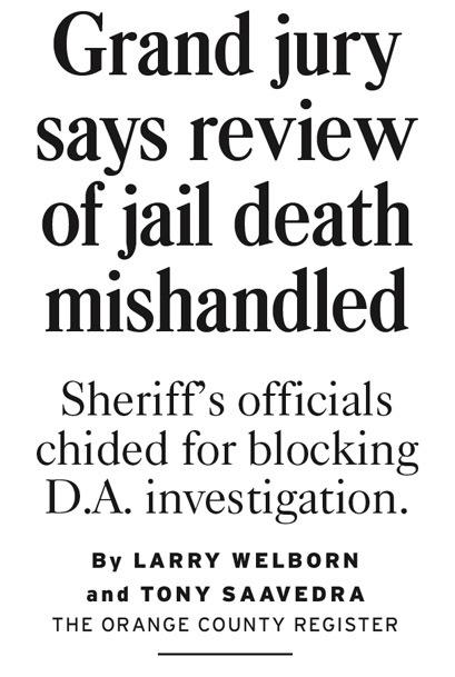 The Orange County Register 1