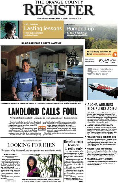 The Orange County Register 2