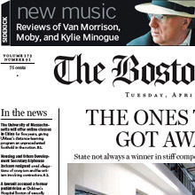 <i>The Boston Globe</i>