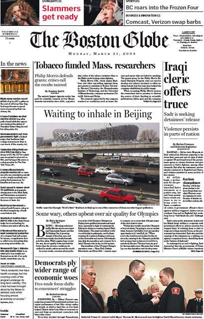 The Boston Globe 1