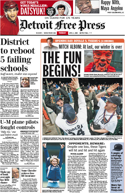 Detroit Free Press 5