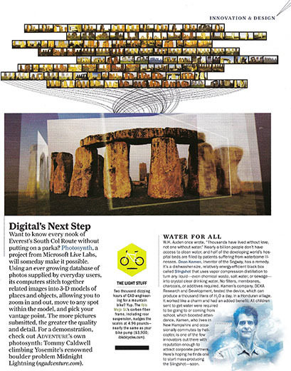 National Geographic Adventure – Inside Pages 3