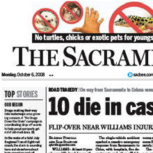<i>The Sacramento Bee</i>