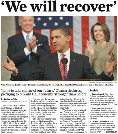 San Francisco Chronicle (2008) 8