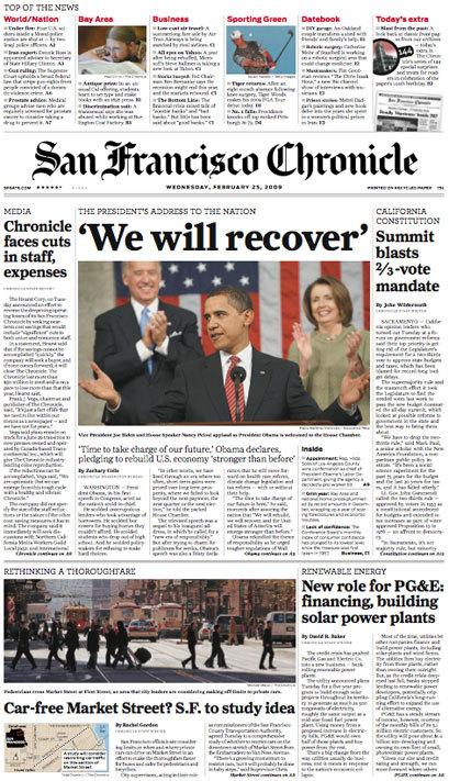 San Francisco Chronicle (2008) 3