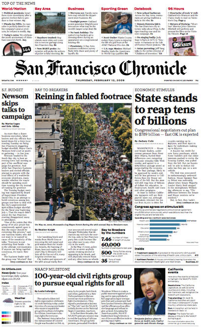 San Francisco Chronicle (2008) 5
